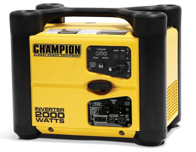 Champion 2000-Watt Stackable Inverter Generator
