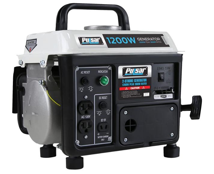 Pulsar PG1202S portable generator