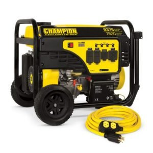 Champion 7500 best 50 amp generator