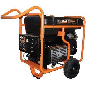 Generac GP15000E 50 amp generator