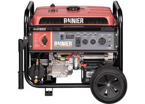 Rainier R12000DF 50-amp