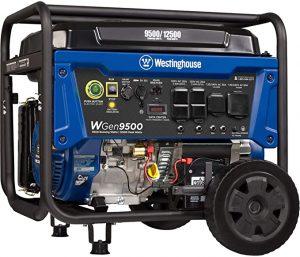 Westinghouse WGen9500DF 50 amp generators